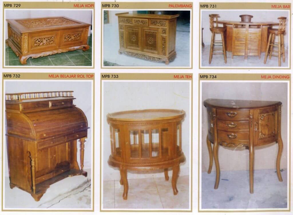 Katalog Meja Ruang Tamu