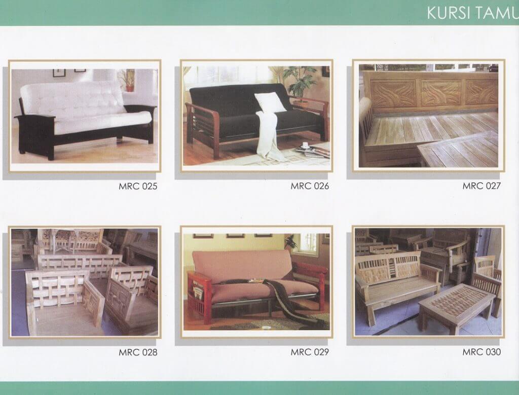 Katalog Mebel Jati Minimalis