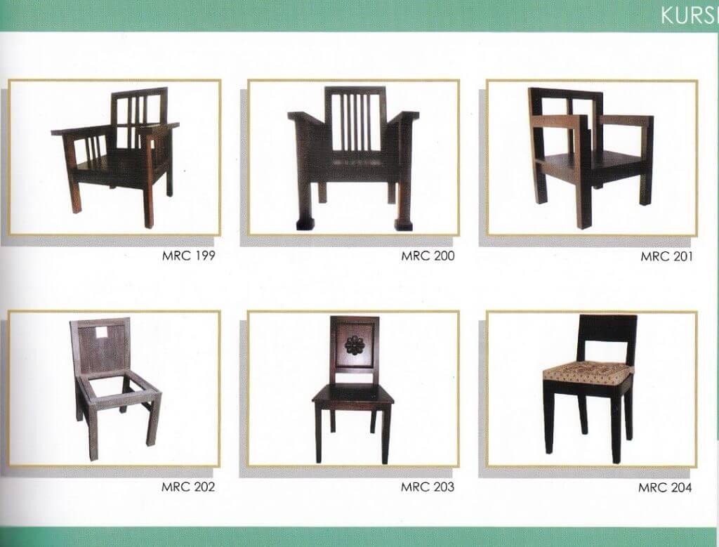katalog kursi makan minimalis