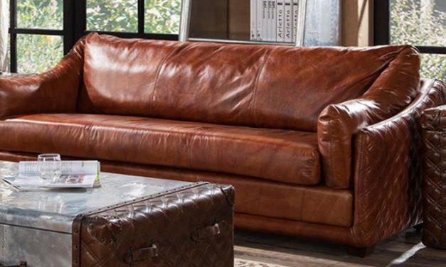 Beberapa Jenis Kulit Asli Untuk Sofa Jepara